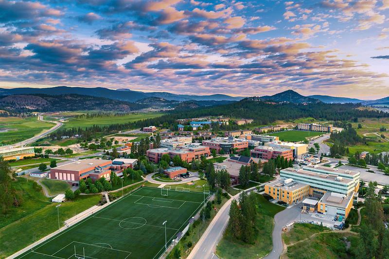 UBC Okanagan Aerial